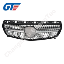 2013-2014 A-Class W176 Diamon Front Grille For Mercedes B enz W176 A260 A180 A200