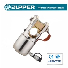 Zupper CO-45 Independent Hydraulic Cable Crimping Tools Head match electric pump,hand pump,foot pump