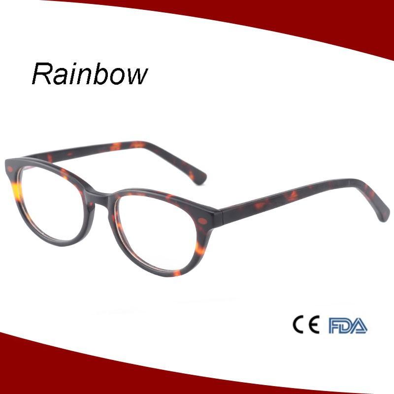 Eyeglass Frame Shape Names : Children Cute Shape Brand Name Eye Glasses Tortoiseshell ...