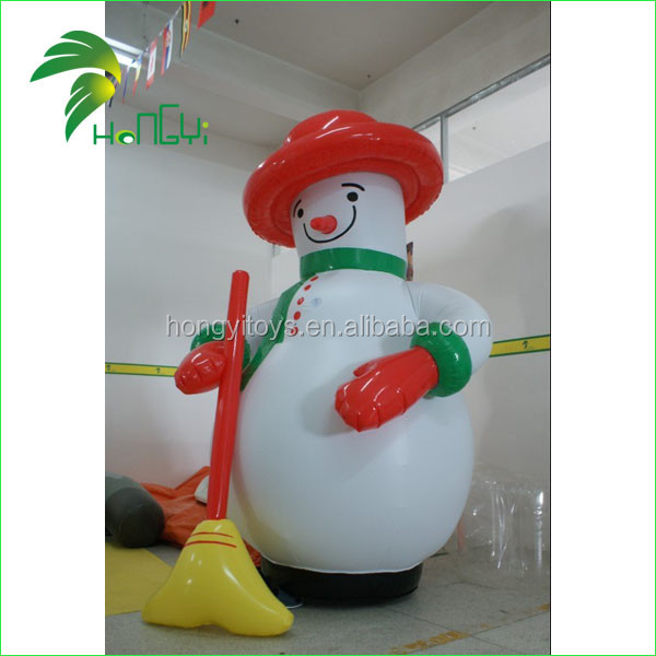 Custom Inflatable Christmas Decoration Inflatable Snowman For Outdoor Decoration