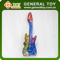 83*29.5cm Children Birthday Custom Inflatable Guitar Toys