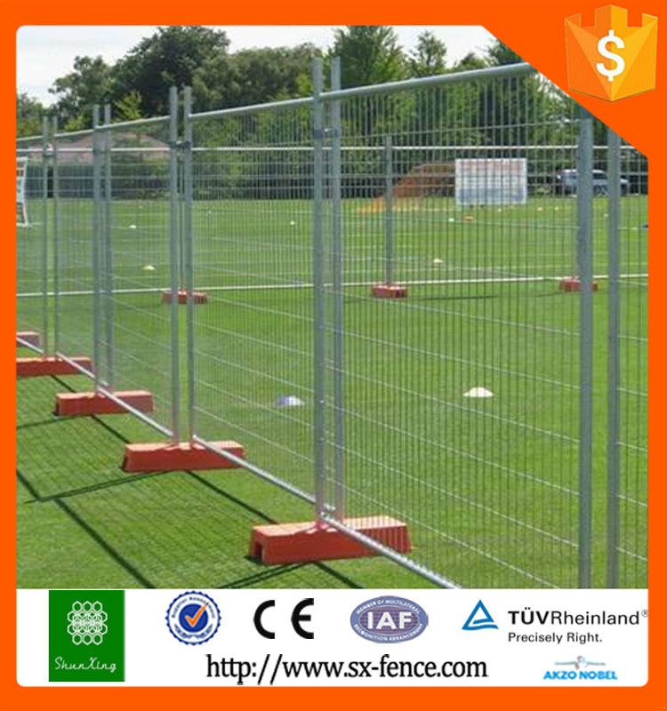 Alibaba trade assurance hot dipped galvanized outdoor temporary dog fence