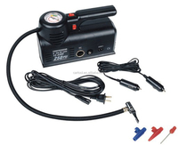 Quickly Inflate Portable Min Tire Inflator Pump 12V 220V