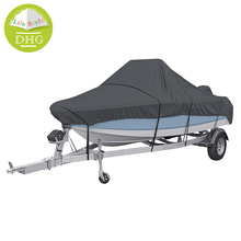 Waterproof Tri V Hull Fishing Boat Cover For Sale