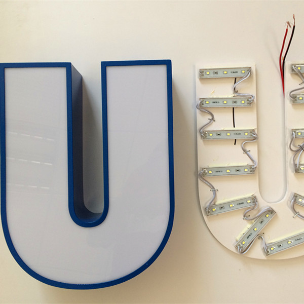 new style acrylic Channel Letters used outdoor lighted signs used outdoor box signs indoor changeable letter signs