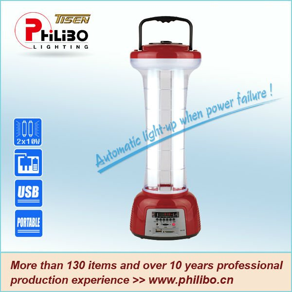 Rechargeable Camping Lantern (Model No.6200u)