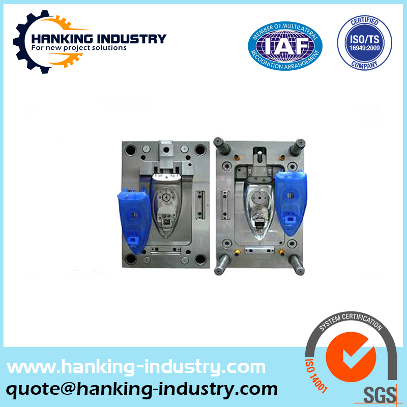 High-precision plastic injection molding kits, Injection Mold Design electronic device