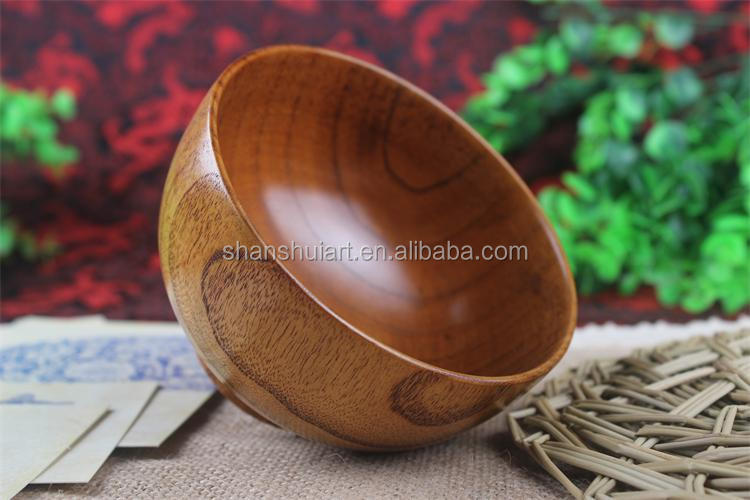 Cheap customized wood bowl wholesale