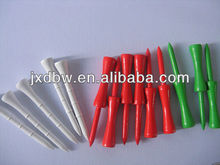 Best Quality Step Down Wood Golf Tees