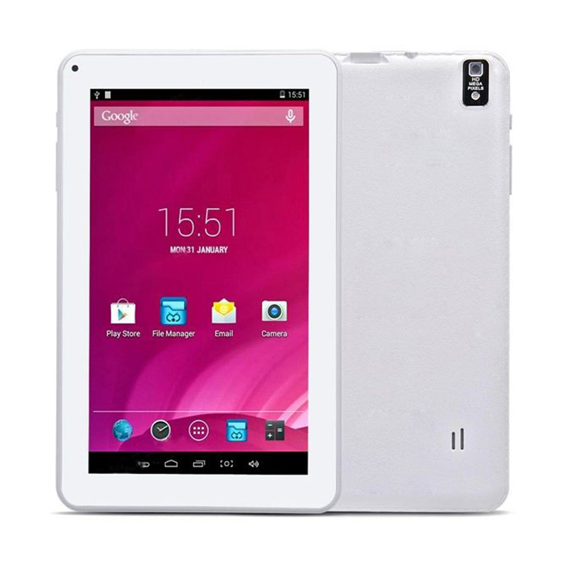 "China Factory 512MB/8GB Quad Core Dual Camera Google Play WIFI Tablet PC 9"" Inch"