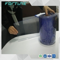 Brand new one way vision plastic film for xcmg spare parts