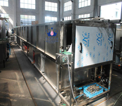2017 factory price Beer pasteurizing tunnel
