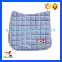 Horse english saddle jumping saddle pads wholesale