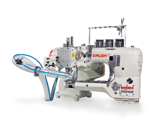 Second hand used taiwan siruba industrial sewing machine for sale