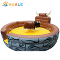2018 Most Popular Electric Bull Riding Machine, Inflatable Rodeo Bull Fighting Machine