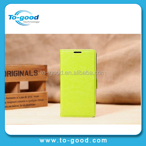 Vintage Mint Luxury PU Stand Wallet Book Style Folio Phone Covers,Flip Leather Case for LG Optimus L3 E400
