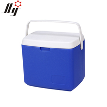 10L six-Beer chilly bin thermal insulation ice cooler box for camping