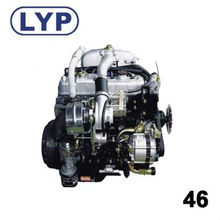 engine for Isuzu 4JB1T