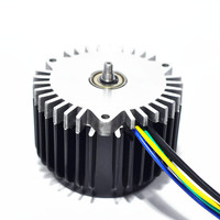 Mac pump motor high speed high torque industrial DC brushless motor