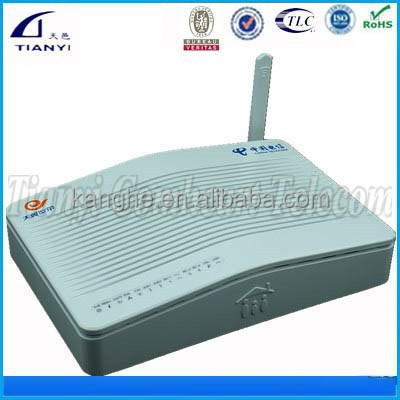 China Famous Brand FTTH GPON ONT Modem