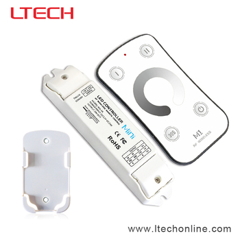 2.4G Rf Remote led controller color circle M1 work with M4-5A for Dimming
