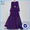 Yihao New Long sleeve Sexy Cocktail Dress Party Formal Evening Ball Prom Dresses Beach Gown
