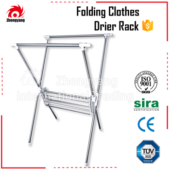 Folding clothes drier rack,clothes horse,clothes hanger stand