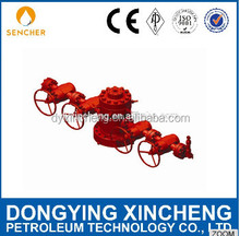 Wellhead and Christmas Tree for oil drilling produced in China with cheaper price