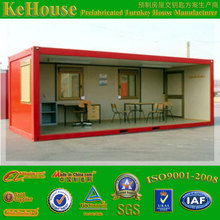 pre-build steel frame container coffee shop for sale
