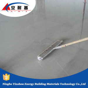high fluidity self levelling cement floor compound