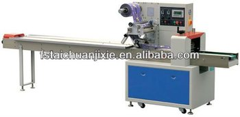upgrade popular bakery products wrapping machinery TCZB-250