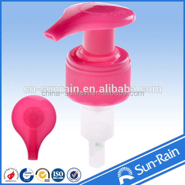 PE bottles with soap liquid dispenser for wholesales