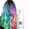 FULLY Semi Permanent Hair Color Natural Hair Colorful your hair