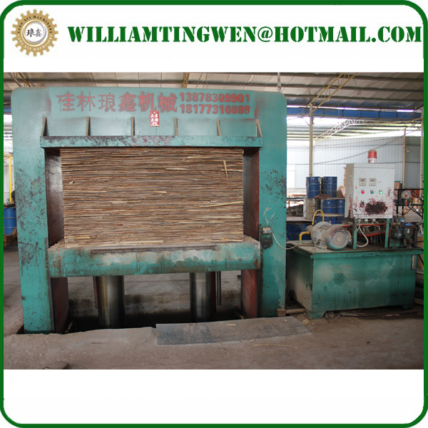 Prepress Machine for Plywood Veneer Wood Cold Press Machine