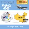reliable air cargo freight forward from Shenzhen