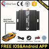 the original real time gsm/gprs/gps remote control shake sensor car gps tracker tk103b