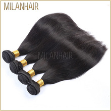Alibaba China 100% Human Hair 24 Inch Silky Straight Persian Hair Weaving