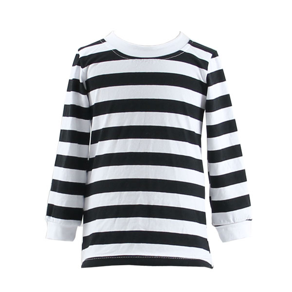 Children garment tirupur baby toddler clothing fashion designer kids t-shirts in bulk striped cheap t shirts wholesale t shirts