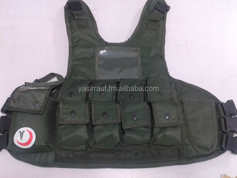 Army bullet proof jacket