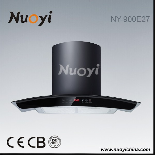 CE certificate outdoor chimneys/mini kitchen range hood