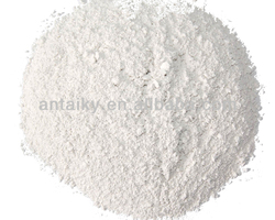 white pyrophyllite powder