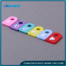 Earphone wire holder ,h0tRM plastic cable tie marker tag for sale