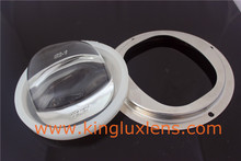 78mm 120 degree Glass Lens for High Bay Light,suitable for Citizen New series CLU550/CLU028/CLU038/CLU048/CLU058 COB Led