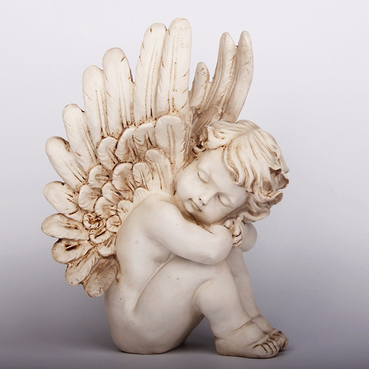 Exquisite courtyard decoration Angel Figurines Wholesale
