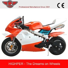 49CC 2-stroke Pocket Bike for Kids Mini Moto(PB008)