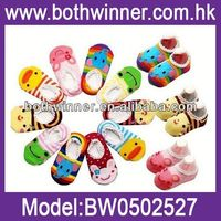 Non-slip spanish baby shoes BW026
