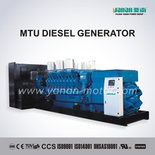 BIG SALE!! 2000KW DIESEL GENERATOR SET POWERED BY MTU