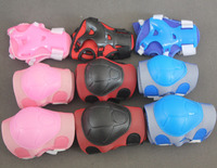 Skate protection knee support for children Knee elbow hand pad