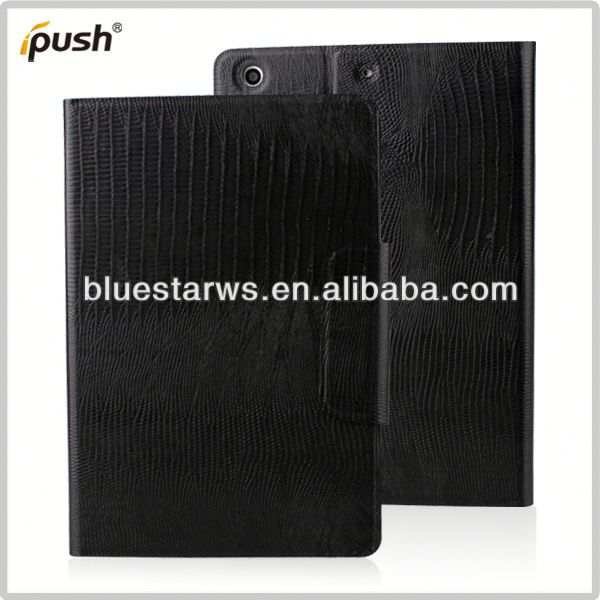 wholesale cell phone accessories for ipad mini 2 pu leather case