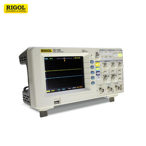 RIGOL 100mhz DIGITAL OSCILLOSCOPES DS1102E
